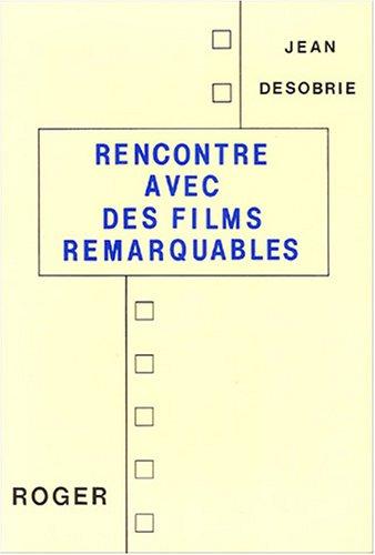 9782903880033: Rencontre avec des films remarquables