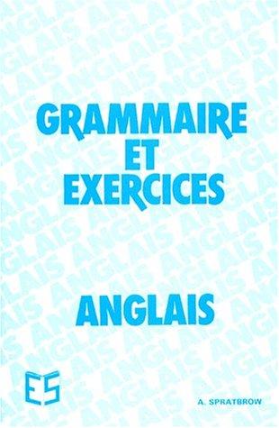 9782903891008: GRAMMAIRE ET EXERCICES. Anglais