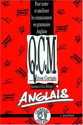 9782903891251: QCM de grammaire anglaise
