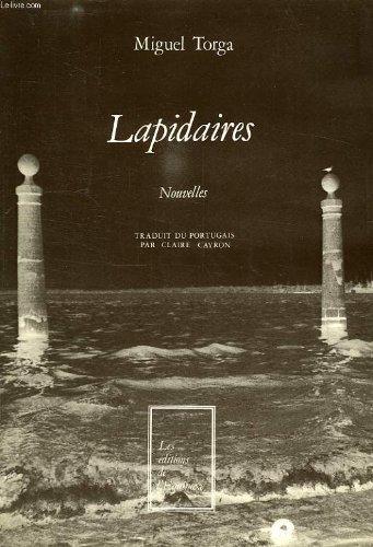 9782903947019: Lapidaires