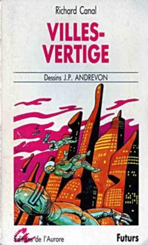 9782903950262: Villes-vertige: Collection: Futurs