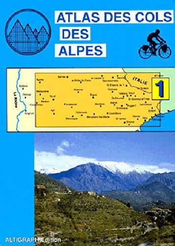 9782903968328: Atlas routiers : Atlas des cols des Alpes, tome 1