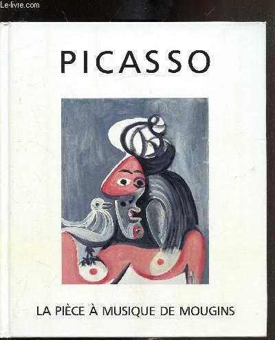 Picasso: La piece a musique de Mougins: Centre Culturel du