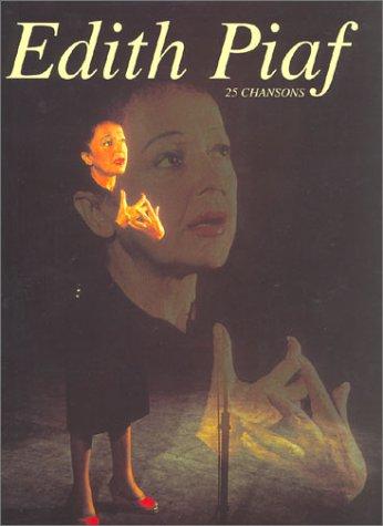 Edith Piaf: 25 chansons (French Edition): Piaf, Edith, Berteaut,