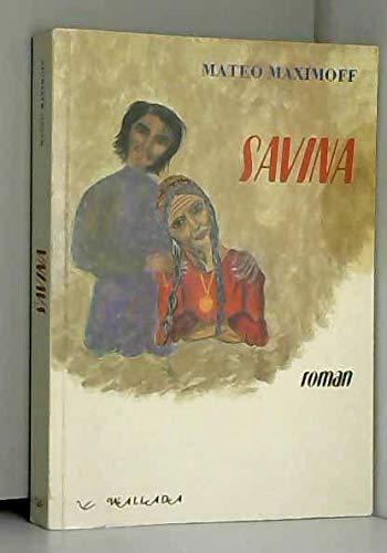 9782904201073: Savina