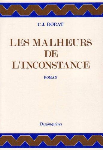 9782904227011: Les Malheurs de l'inconstance ou Lettres de la Marquise de Syrcé et du Comte de Mirbelle