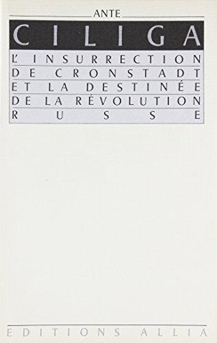 9782904235016: L'Insurrection de Cronstadt