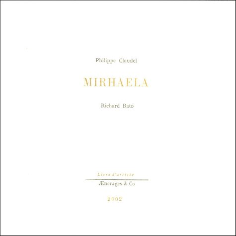 9782904247828: Mirhaela (1CD audio)