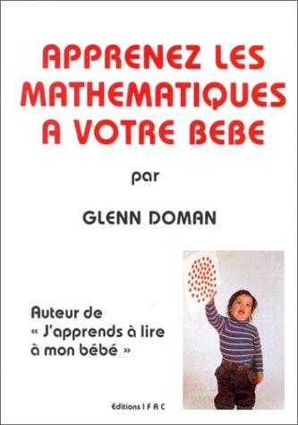 9782904372018: Apprenez les math�matiques � votre b�b�