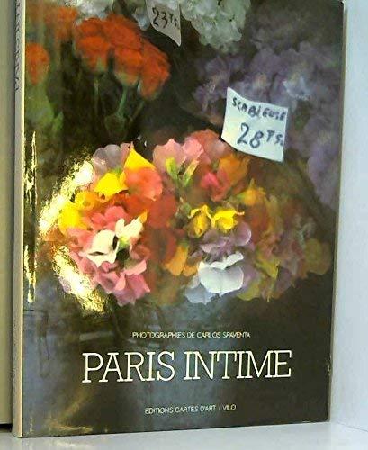9782904411021: Paris Intime
