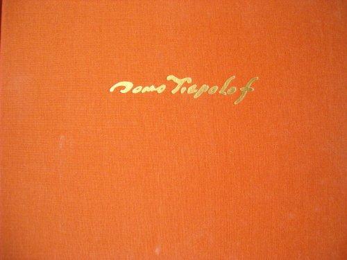 9782904420245: Gian Domenico Tiepolo : Dessins de Polichinelle