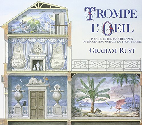 Trompe l'oeil (9782904420924) by Graham Rust; Josie Mély (traducteur)