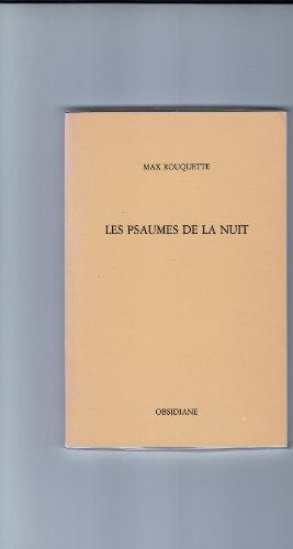 9782904469114: Les psaumes de la nuit =: Los saumes de la nuoch (Autour de la litterature) (French Edition)