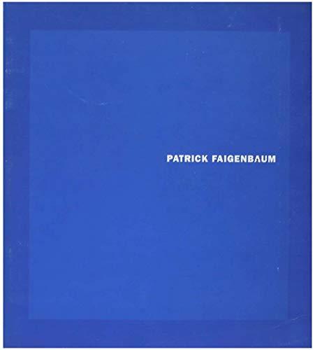 9782904497100: Patrick Faigenbaum