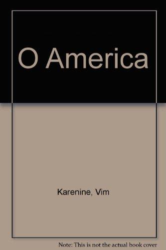 O America (French Edition): Karenine, Vim