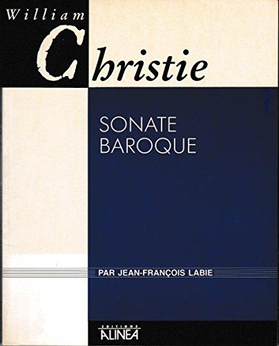 9782904631795: William Christie : sonate baroque