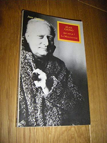 9782904638442: Jean Giono (Qui suis-je?) (French Edition)