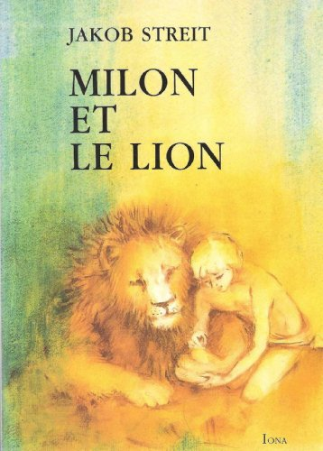 9782904654404: Milon et le Lion