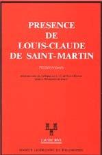 9782904708008: Pr�sence de Louis-Claude de Saint-Martin : textes in�dits