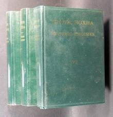 9782904741029: Enver Hoxha et son oeuvre : Actes du colloque tenu au Collège de France, 26 avril 1986 (Les Cahiers de l'INEAS)