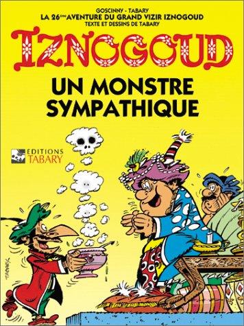 9782904799433: Iznogoud, tome 26 : un monstre sympathique