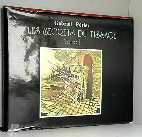 9782904812002: Les secrets du tissage