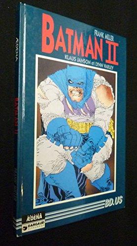 9782905035417: Batman, tome 2 : La Battue et la chute