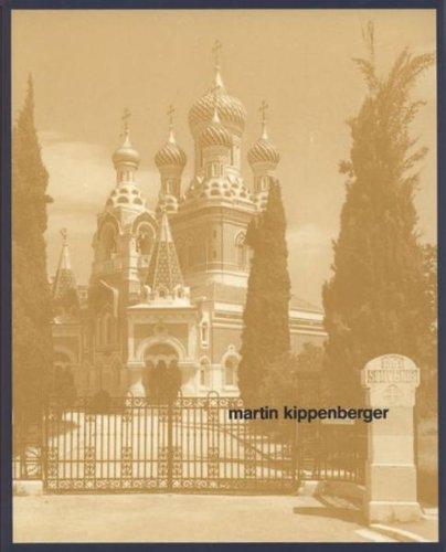 Martin Kippenberger (Villa Arson Katalog): Kippenberger, Martin