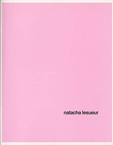 9782905075833: Natacha Lesueur: Villa Arson, 11 mai-7 juillet 1996 ; Galerie Evelyne Canus, 30 aout-5 octobre 1996 (French Edition)