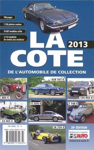 9782905171672: La côte de l'automobile de collection 20