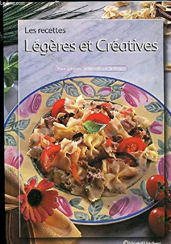 9782905275912: Les recettes légères et créatives