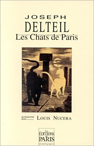 9782905291189: Les Chats de Paris