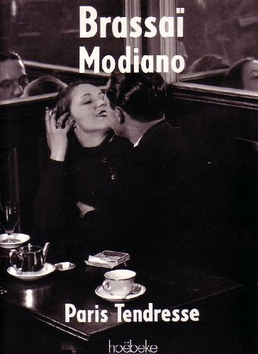 Brassai: Paris tendresse (French Edition): Modiano, Patrick