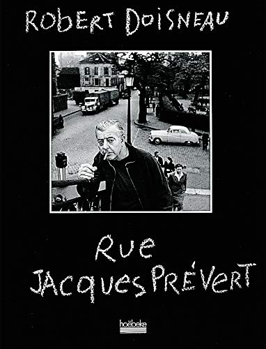 Rue Jacques Prevert: Jacques Prevert; Editor-Jean-Luc