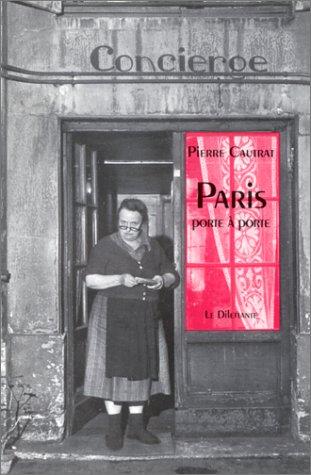 9782905344939: Paris, porte à porte