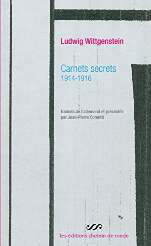 9782905357014: carnets secrets (1914-1916)