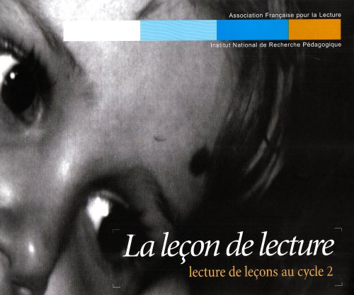 9782905377302: LA LECON DE LECTURE AU CYCLE 2
