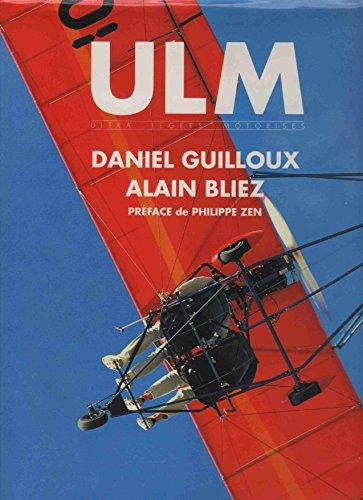 9782905453075: ULM. : Ultra L�gers Motoris�s