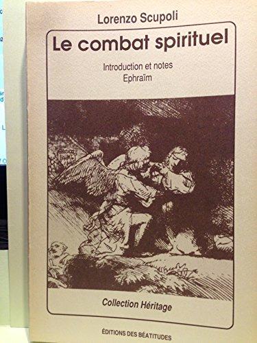 9782905480712: Le combat spirituel