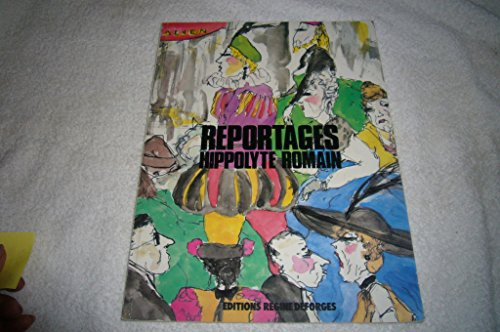 9782905538055: Reportages (French Edition)