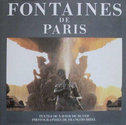9782905547040: Fontaines de Paris (French Edition)