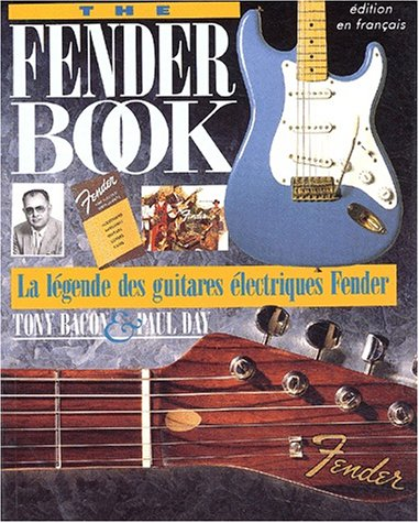 9782905549518: The Fender Book. Edition française