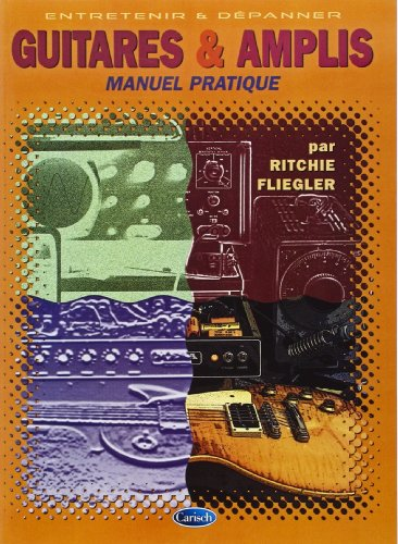 9782905549693: Fliegler Ritchie Guitares & Amplis Book French