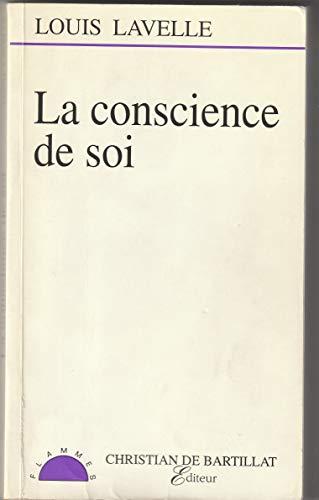 9782905563989: La conscience de soi