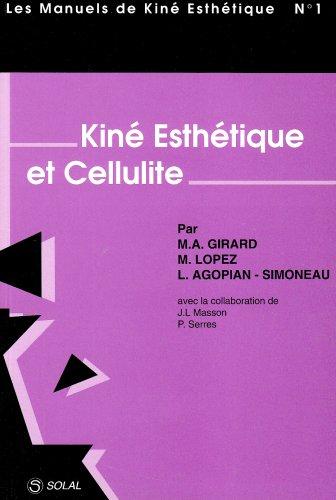 9782905580368: Kiné esthétique et cellulite