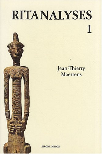 Ritanalyses (French Edition) (2905614145) by Thierry Maertens