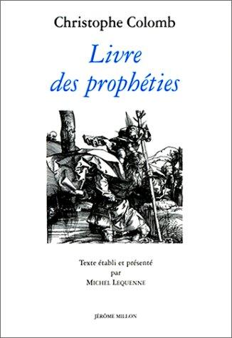 9782905614759: Livre des prophéties