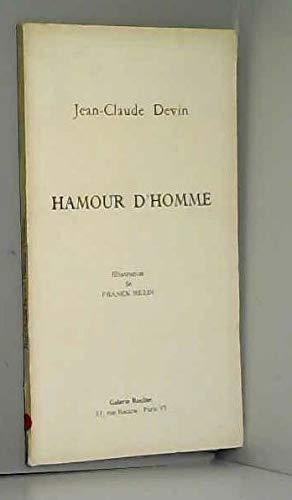 9782905618191: Hamour d'homme