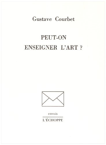 9782905657114: Peut-on enseigner l'art ?