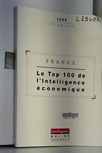 9782905760456: Top 100 de l intelligence economique